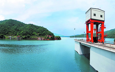 Changsha Water Diversion and Water Quality Environment Project